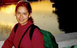 Carol Marocho, Peruvian language consultant, based in Toronto.