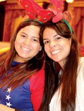 La Navidad se anticipó para los venezolanos en el área del Gran Toronto