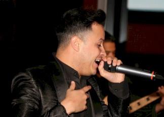 El cantante panameño-canadiense Fito Blanko