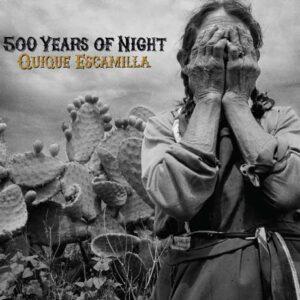 Carátula del album 500 Years of Night.