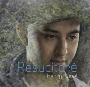 Carátula del nuevo cd de Henry Vivel