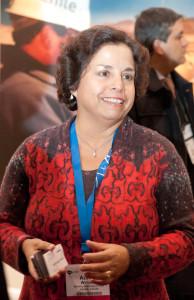 Aurora Williams, ministra de Minas de Chile, dijoque Chile tiene recursos, conocimientos tecnológico y un ambiente estable para la inversión minera.
