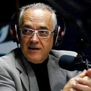 Nelson Bocaranda, periodista venezolano.