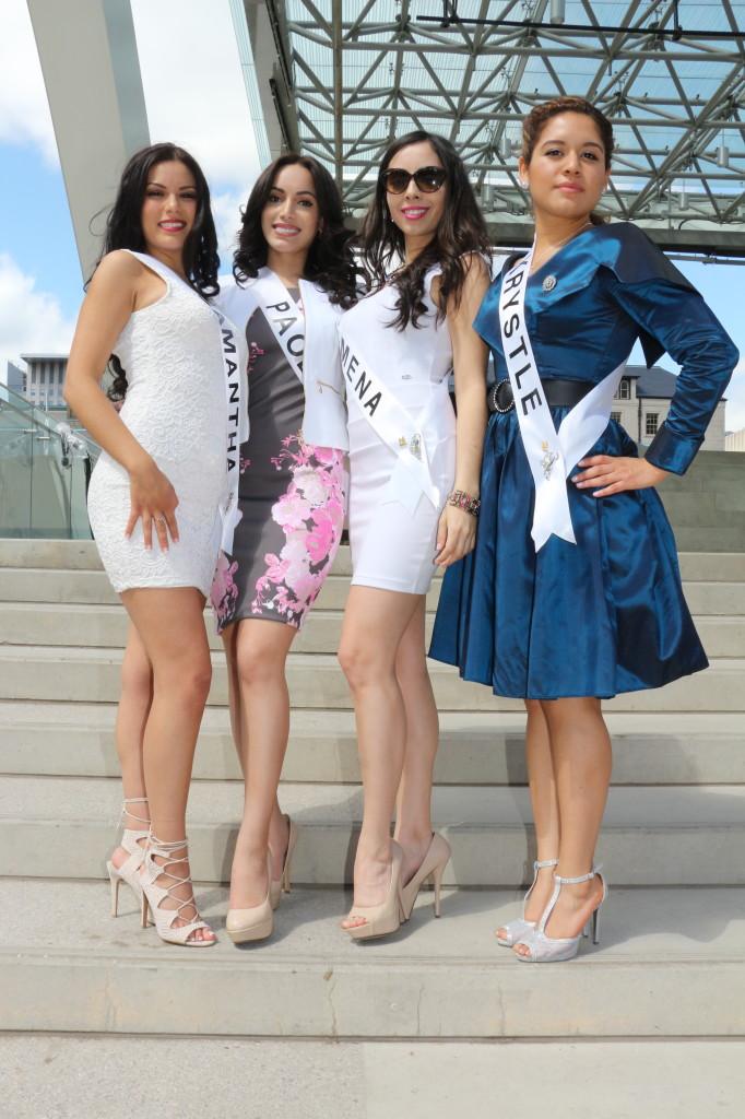 3- Las chicas de origen latino