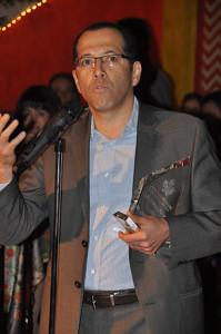 La Canadian Hispanic Bar Association le dio un premio en marzo pasado.