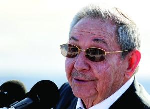 Raúl Castro. EFE