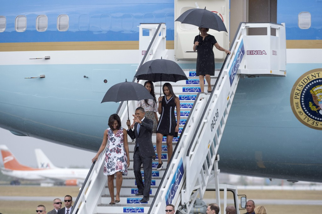 US President Barack Obama visit to Cuba