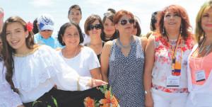 1-Directivos y voluntarios de la Casa Cultural Colombiana