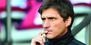 El técnico argentino-Guillermo Barros Schelotto