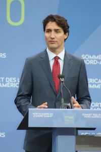 3-Justin Trudeau Primer Ministro canadiense