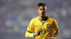 Neymar demostró su calidad de juego.
