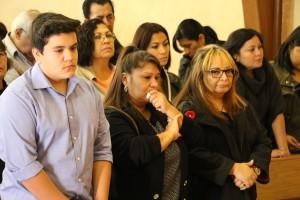 Familiares y amibos piden que se haga justicia.