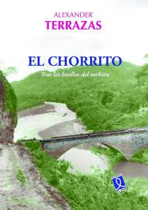 Portada del libro ilustra el  desaparecido lugar de la catástrofe.