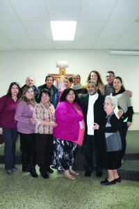 La comunidad carismática de San Felipe Neri.