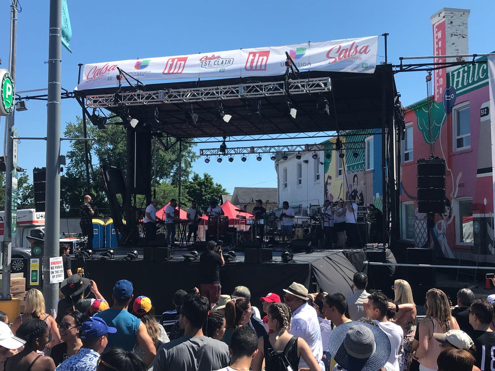 Salsa en St. Clair 2018