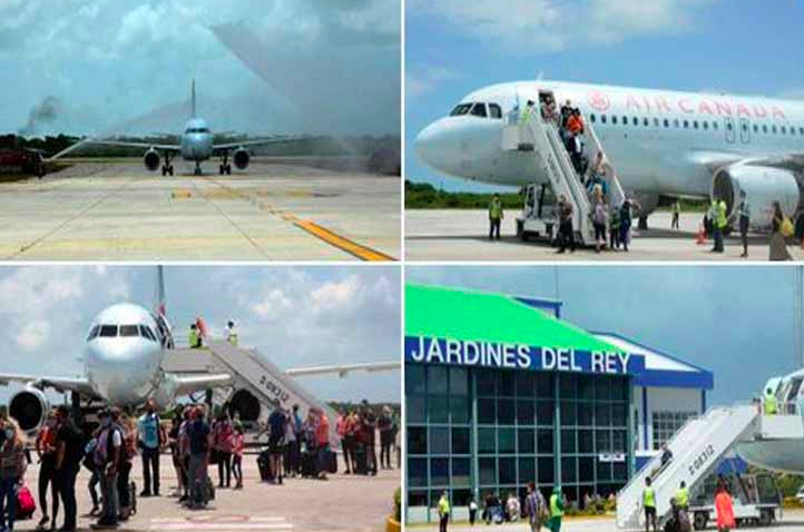 Canadienses reiniciaron turismo a Cuba