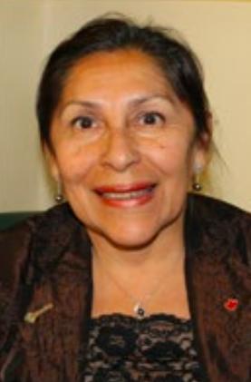 Senadora Rosa Galvez