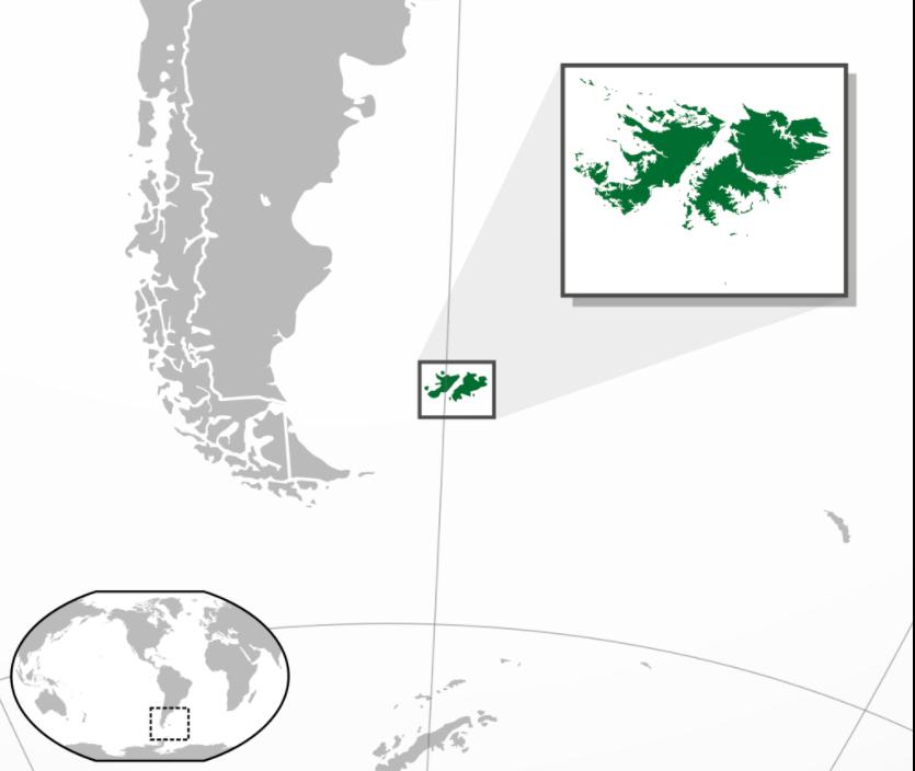 Argentina objeta desminado del Reino Unido en Isla Malvinas