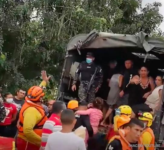 Gobierno confirma 16 muertos por huracán Iota en Nicaragua