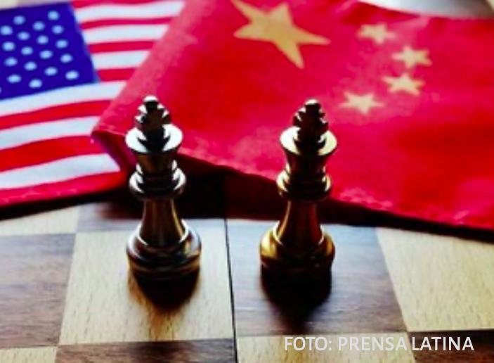 2020, un año de batallas diplomáticas para China