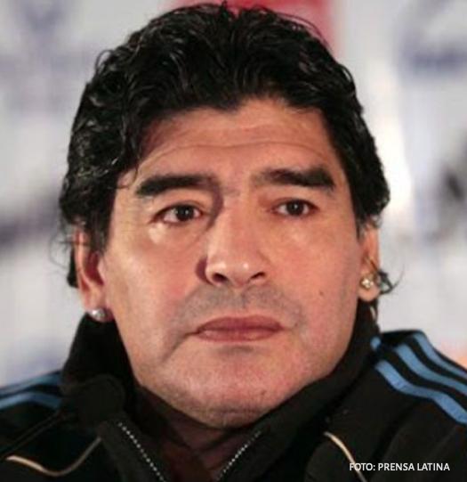 Maradona, una pérdida difícil de aceptar