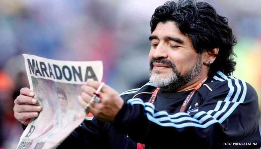 El deseo de Maradona 40 días antes de su muerte