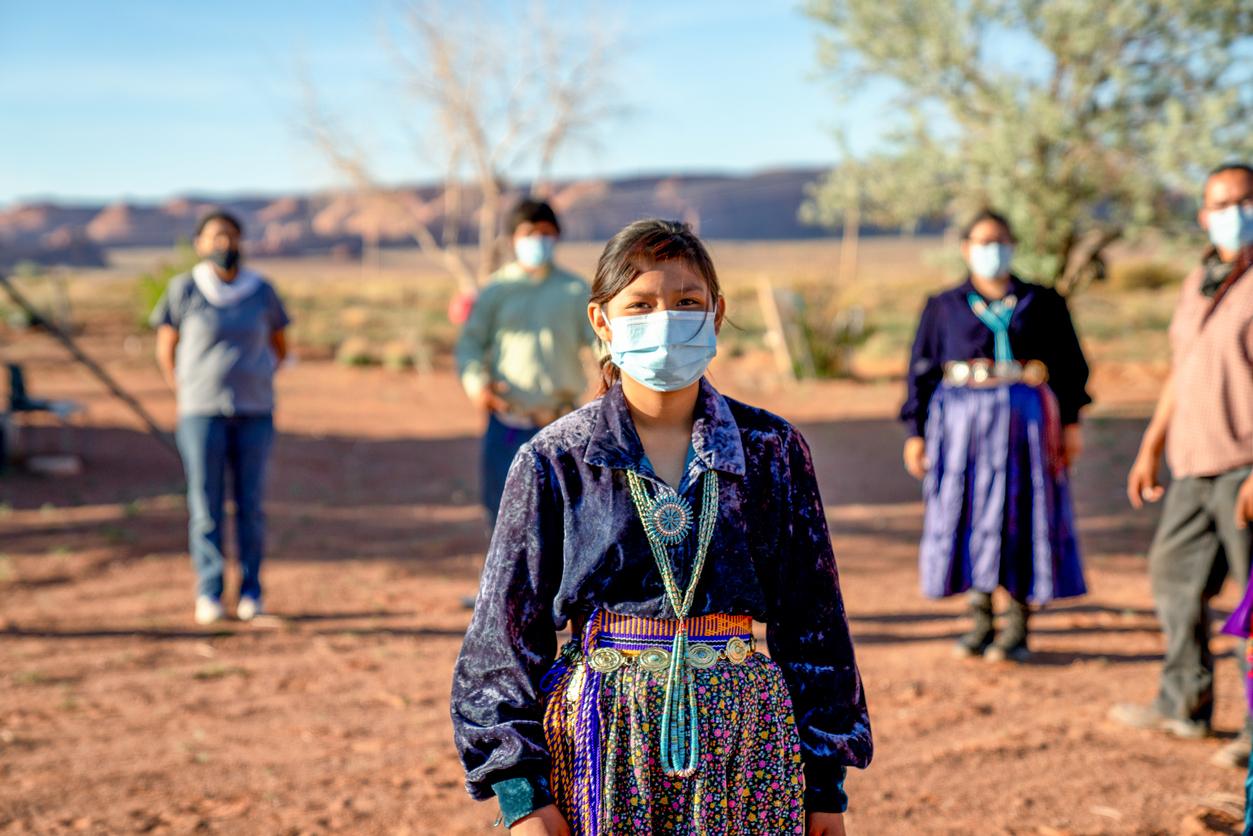 Aumenta el número de muertos por COVID-19 en la Nación Navajo
