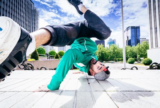Break Dance: de la calle al Olimpo