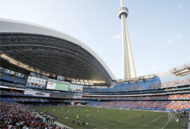 ¿Cuándo volveremos a los estadios en Toronto?