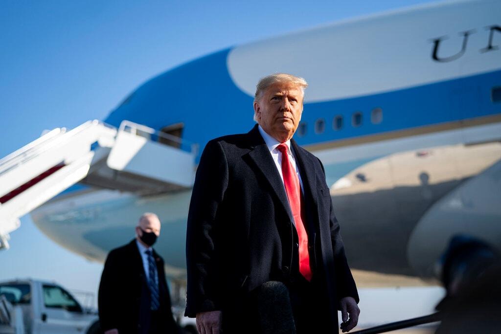 Cámara de Representantes de Estados Unidos aprueba juicio político contra Donald Trump