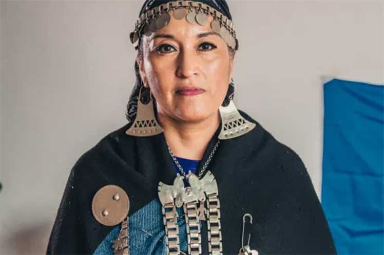 Moira Millán persevera contra el 'terricidio' en Argentina