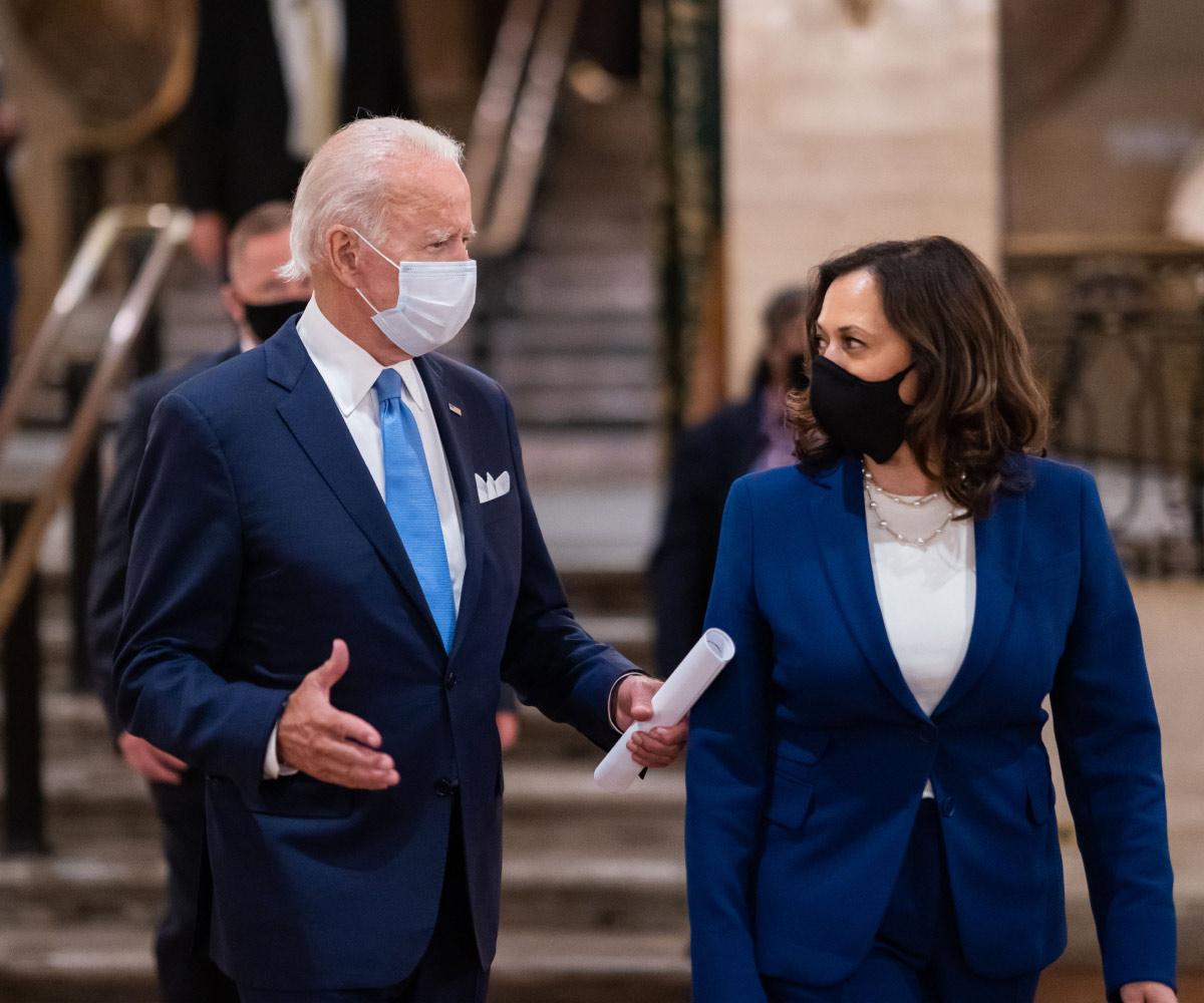 Luces y sombras en los primeros 100 días de Joe Biden