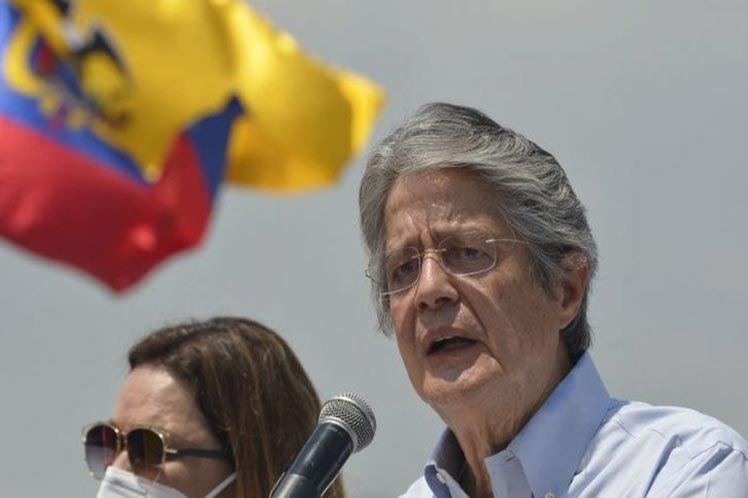 Contra los pronósticos Guillermo Lasso presidirá Ecuador