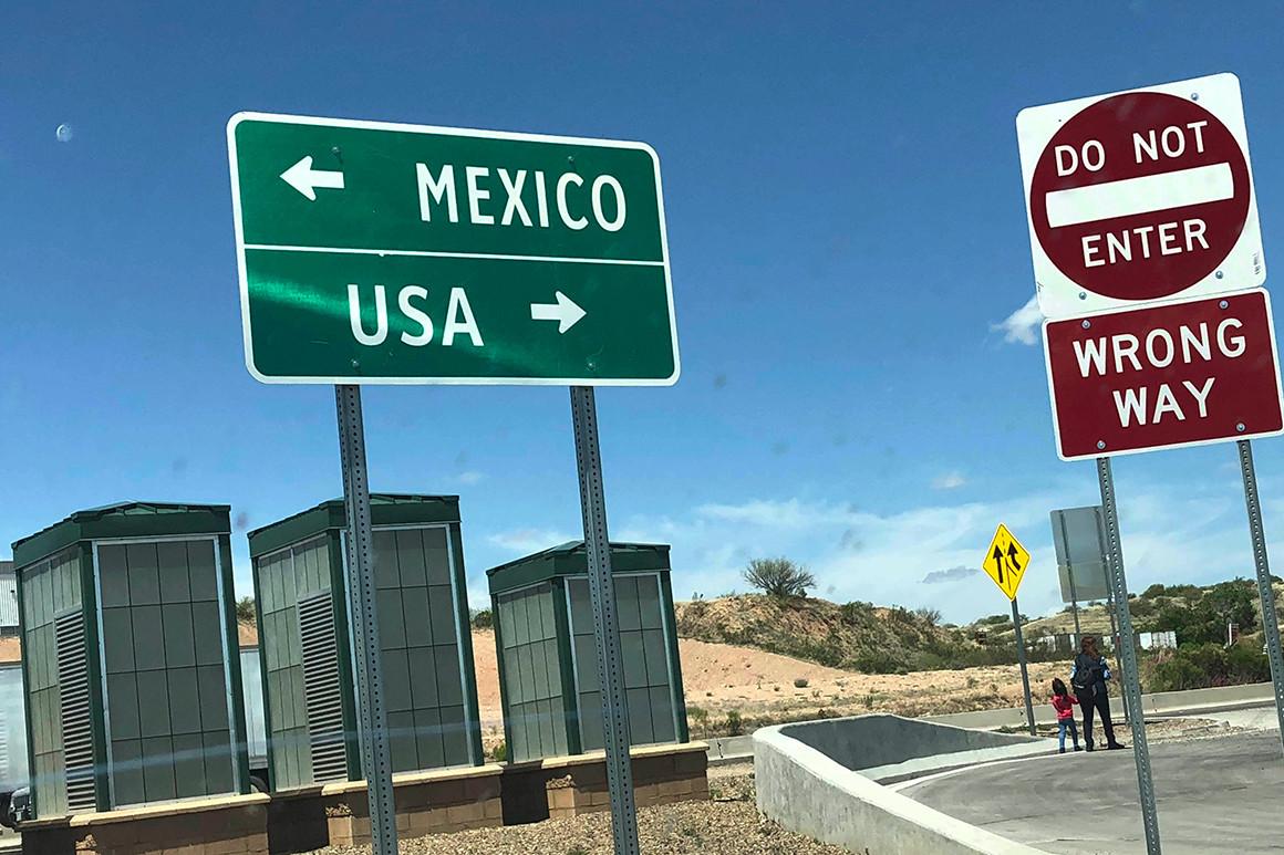 Drama migrante en la frontera de México y Estados Unidos