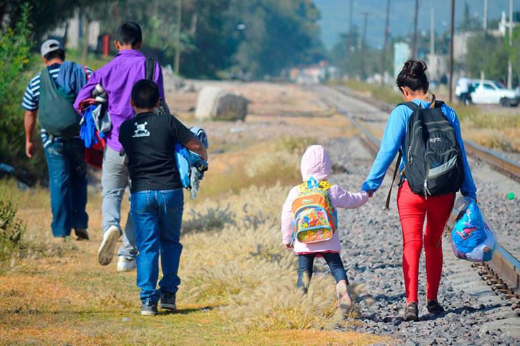 Frontera sur, foco rojo de México por migración de niños
