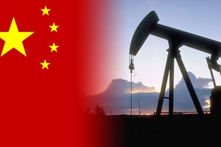 China discovers a reserve of one billion tons of oil