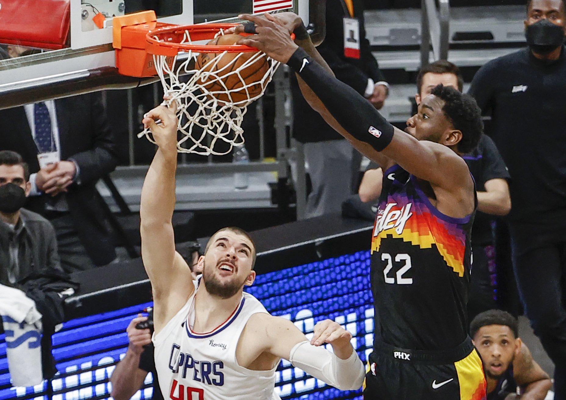 Definidos los cuatro grandes de la NBA