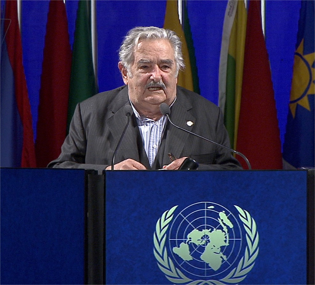 José Mujica impresiona a los japoneses