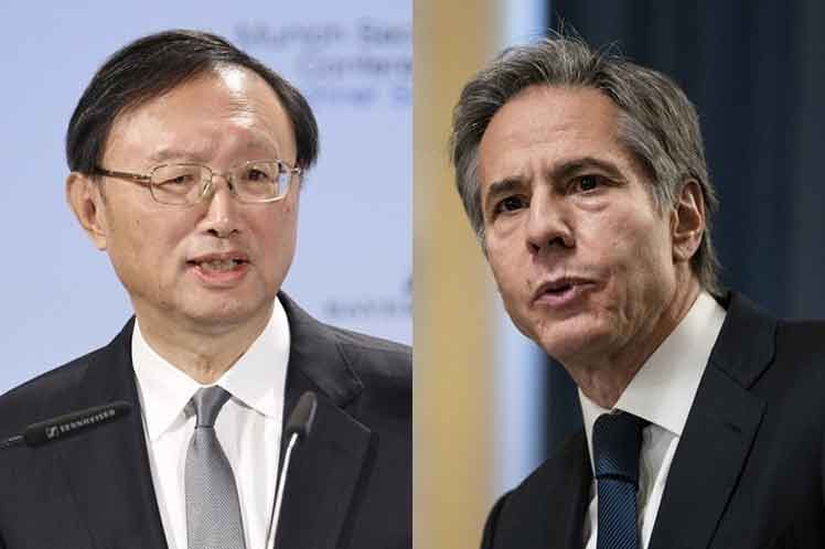 China, the US examined sensitive issues in bilateral relations