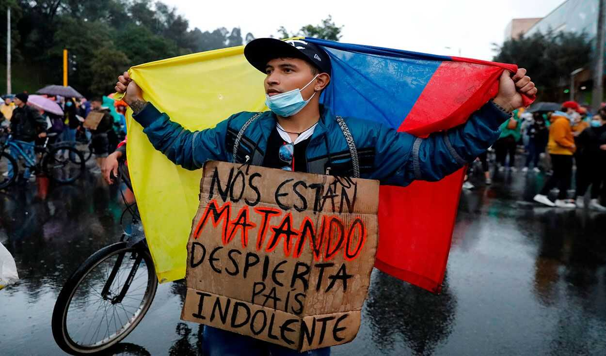 Académicos en Canadá piden al primer ministro Justin Trudeau condenar represión en Colombia