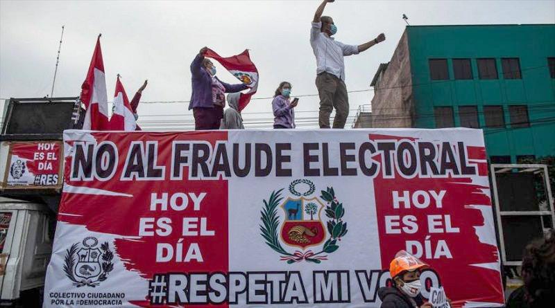 Peruanos en Canadá expresan criterios encontrados sobre resultados de segunda vuelta electoral en su país natal