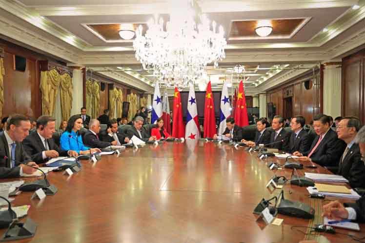 China Panamá y las molestas relaciones para EEUU