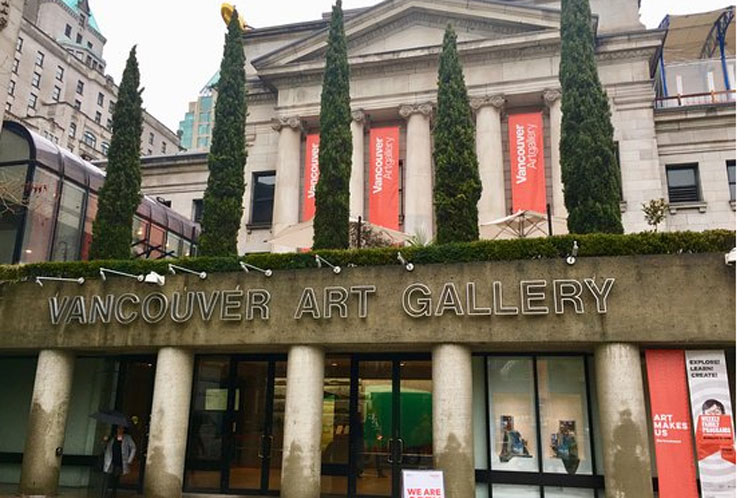 Exposición en Vancouver, Canadá, visibilizó obras de artistas afrodescendientes