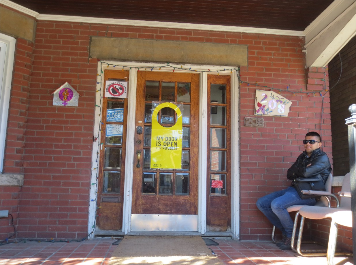 Centro de Refugio FCJ apoya servicios de vacunación anti-COVID para personas con estatus migratorio precario