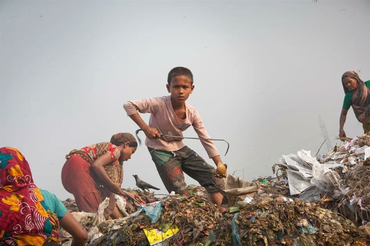 Child labor figure rises to 160 million, as Covid puts more at risk