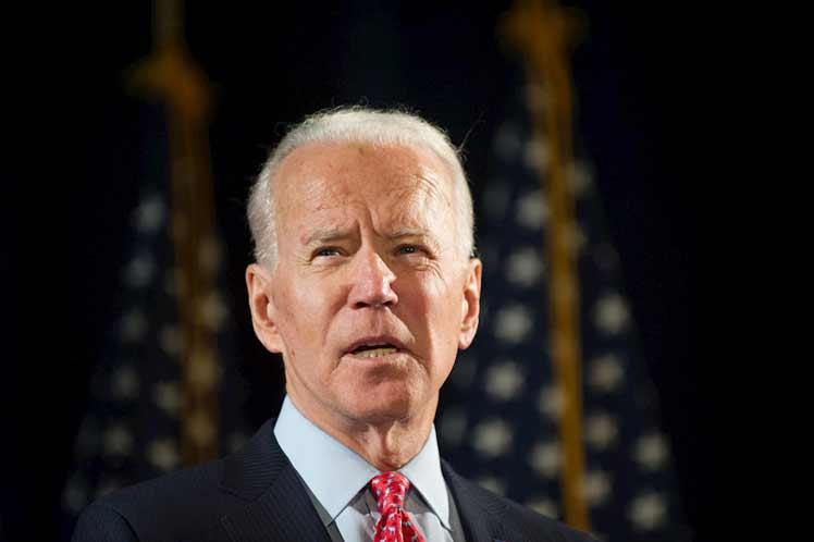 Presión sobre Biden por tema de derecho al voto en EEUU