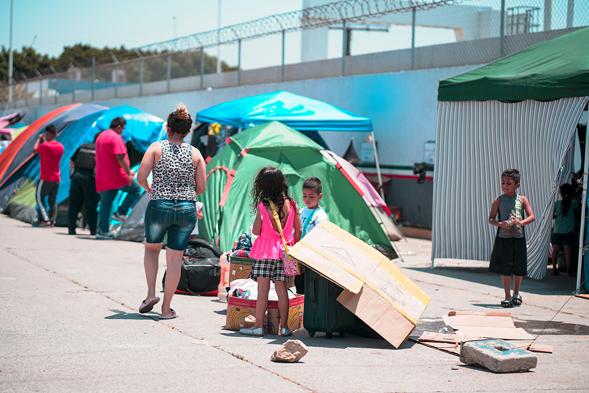 Pendientes de regreso 218 ecuatorianos por tema migratorio en México