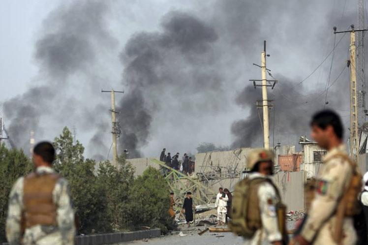 La policía uniformada afgana regresará a las calles de Kabul