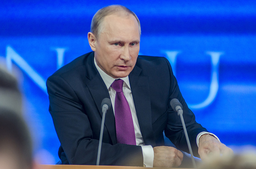 Putin highlights that Russia's economy is back on track
