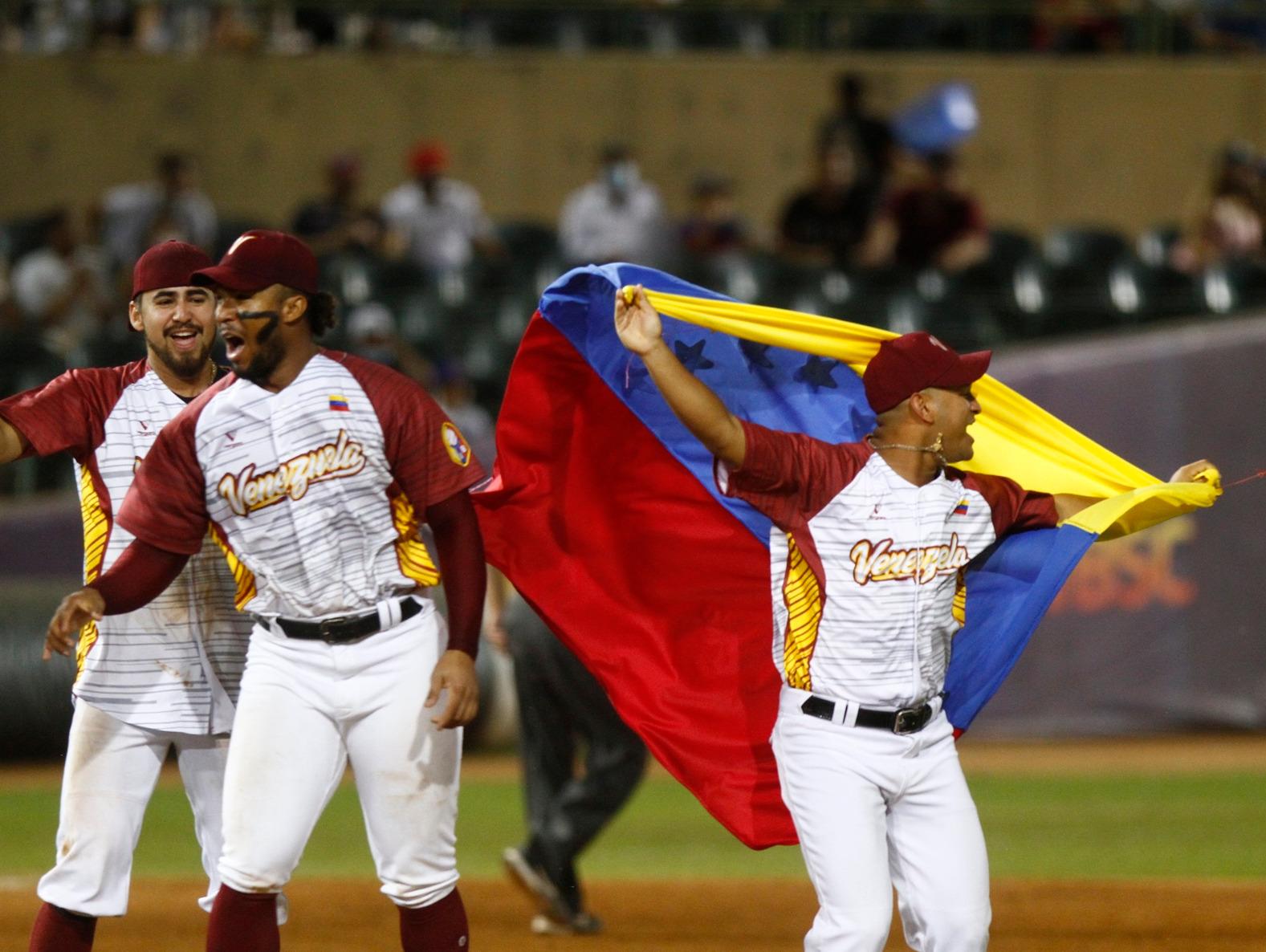 Venezuela conquista título del Mundial de Béisbol Sub23